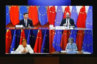 Acord UE-China asupra denumirilor protejate ale alimentelor exportate