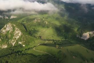 """Zona din România considerată de turiști """"Raiul pe Pământ"""". Prețurile, mai mici decât pe Valea Prahovei"""