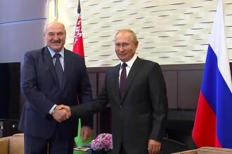 Rusia își va retrage trupele de rezervă de la frontiera cu Belarus