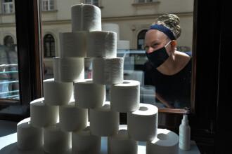SUA importă hârtie igienică din Mexic pentru a face față cererii pe perioada pandemiei