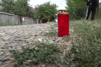 Caz șocant. Un bărbat din județul Timiș și-a ucis soția cu un topor și s-a spânzurat