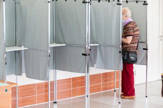 Masca de protecție, obligatorie în secția de votare. Avocatul Poporului: