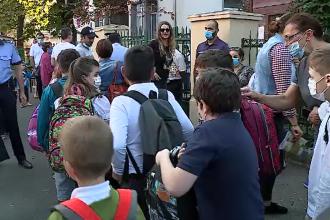 Apar noi cazuri de elevi infectați cu Covid-19. SITUAȚIA în țară