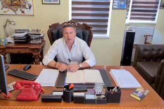 Primarul din Sângeorz-Băi, care s-a filmat umilindu-și fiica, condamnat definitiv într-un alt dosar penal
