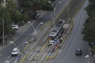 Ce s-a întâmplat cu șoferul unui autoturism de lux care a împușcat un vatman din București