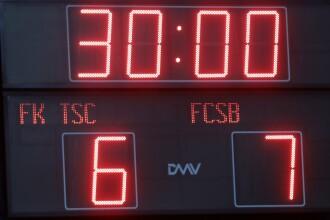 Meci nebun în Liga Europa! Apelul dramatic al fanilor după FCSB-Backa Topola, scor 6-6 (5-4)