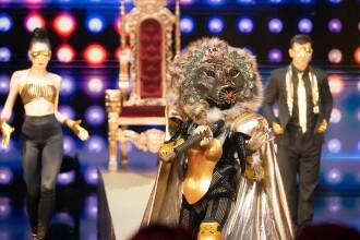 Masked Singer, vineri, 18 septembrie 2020. Leoaica, Vampirul, Căpcăunul, Monstrul, Iepurele și Corbul fac spectacol