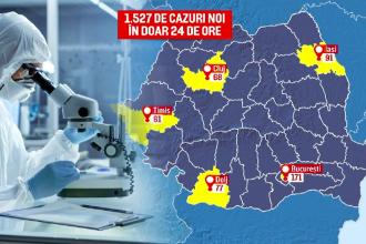 Cum explică autoritățile dublarea numărului de pacienți vindecați de COVID-19, în doar 24 de ore