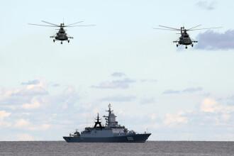 """Rusia a început exerciţiile strategice """"Caucaz-2020"""", inclusiv în Marea Neagră"""