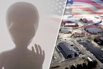 Extraterestru, împușcat mortal de 5 ori! Dezvăluirile șocante ale unui fost Maior din armata americana