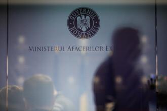 Doi angajați din Centrala Ministerului de Externe, infectați cu Covid-19. Ce măsuri urgente anunță MAE