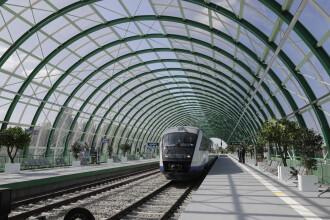 Câte trenuri vor circula între Gara de Nord și Aeroportul Internațional Henri Coandă. Programul acestora