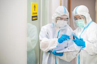 Bucureştiul are cele mai multe cazuri noi de coronavirus - 446. Urmează Iaşi şi Timiş