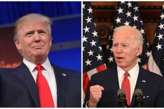 Alegeri SUA 2020. Când va avea loc prima dezbatere dintre Donald Trump și Joe Biden