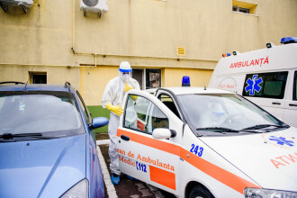 Prahova, grav afectată de epidemia de COVID-19. De o săptămână nu mai sunt locuri la ATI