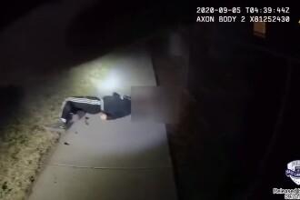 VIDEO. Momentul în care un copil cu autism este împușcat de 11 ori de polițiști