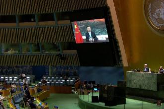 Adunarea Generală ONU se desfășoară anul acesta virtual. Tensiuni majore între SUA și China