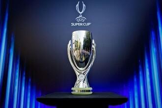 Bayern Munchen a câştigat Supercupa Europei, după ce a învins cu 2-1 FC Sevilla