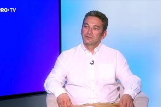 """Interviu cu dr. Radu Zamfir despre transplanturile în timpul pandemiei: """"Este mai greu"""""""