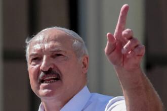Lukaşenko, după ce UE și mai multe țări au refuzat să-l recunoască drept președinte: