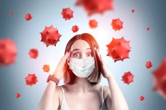 Un nou simptom al noului coronavirus, descoperit de cercetători. Anunțul unui neurolog