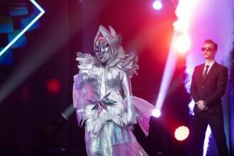 Brigitte Pastramă, Îngerul de pe scena Masked Singer România. Ana Morodan: Am fost cu toții șocați