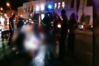 Medic din Aiud, spulberat pe trecerea de pietoni, pe DN1. Femeia a murit la spital
