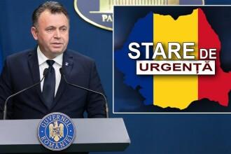 Nelu Tătaru a făcut anunțul despre posibilitatea reintroducerea stării de urgență