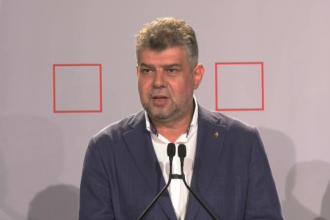 Marcel Ciolacu: Gabriela Firea a ales calea cea mai grea şi a refuzat orice joc politic