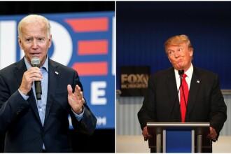 Alegeri SUA 2020. Care este diferența dintre Donald Trump și Joe Biden în ultimele sondaje de opinie