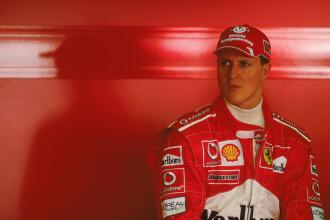 """Presa spaniolă: """"Schumacher nu poate vorbi, dar comunică prin intermediul ochilor"""""""