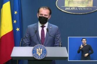 Cîţu: Ludovic Orban pare cel mai mare susţinător al moţiunii USR AUR