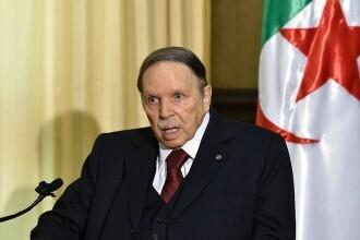 Fostul președinte algerian Abdelaziz Bouteflika a murit, la vârsta de 84 de ani