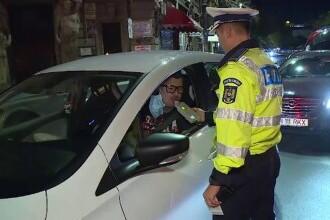 Razii în Capitală. Polițiștii au dat amenzi de peste 20.000 de lei