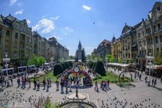Timișoara începe să folosească certificatul verde. Rata de infectare Covid-19 a trecut de 3
