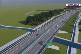 Când va fi gata cea mai modernă autostrada din România. Proiectul costă 4,7 miliarde de lei