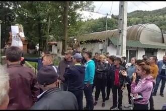 Protest în Argeș. Localnicii se plâng că autoritățile nu fac nimic în privința urșilor care le intră în gospodării