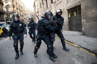 Cinci oameni, împușcați în timpul unei petreceri, în Spania. O femeie însărcinată a pierdut copilul