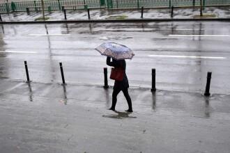 Vremea se schimbă radical. Temperatura scape cu 10 grade în București, iar la munte este posibil să ningă
