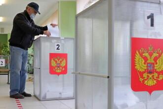 Comisia Europeană: Alegerile din Rusia s-au desfăşurat într-o ''atmosferă de intimidare''