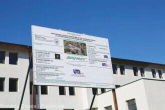 Finalizarea unui spital de urgență a fost reluată. Construcția unității medicale a fost abandonată în urmă cu 29 de ani