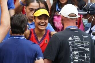 Emma Răducanu a luat-o pe urmele Simonei Halep. Britanica a încheiat colaborarea cu antrenorul Andrew Richardson
