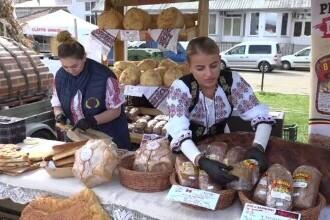 A început târgul de toamnă de la Alba Iulia. Care sunt cele mai căutate produse