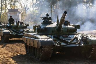 Serbia plasează în alertă trupe la frontiera cu Kosovo. Priștina desfășoară forțe speciale de poliție ROSU în nordul țării
