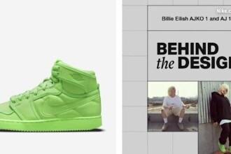 """Billie Eilish vrea să lanseze o linie de teniși """"vegani"""", confecționați din materiale reciclate"""