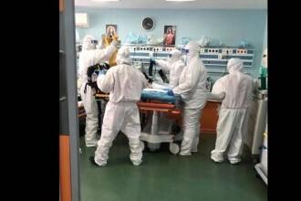 """Medicii români avertizează: """"Unitățile sunt efectiv ca pe front. Este grav ce se întâmplă"""""""