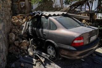 Insula Creta, zguduită de replici seismice, după cutremurul de 5,8 grade