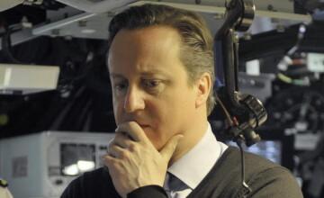 David Cameron: \