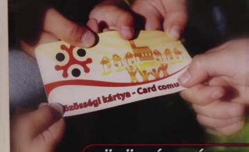 Cardul comunitar:Proiectul prin care localnicii din Sf. Gheorghe ajung sa doneze bani la cumparaturi