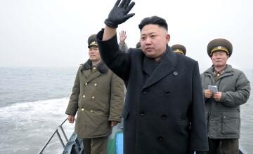 Matusa lui Kim Jong-Un a suferit un atac cerebral letal in timp ce se certa cu el la telefon